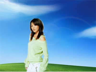 给MM换个背景2——抠图方法之选区篇 - 汉唐风韵 - 梦幻